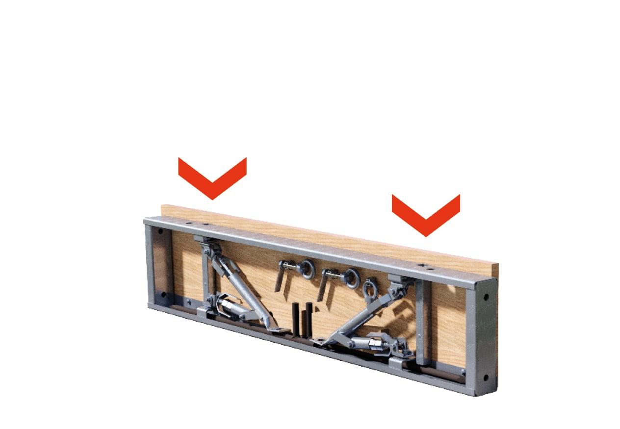 Steckpfosten kompatibel mit Maxi-Form