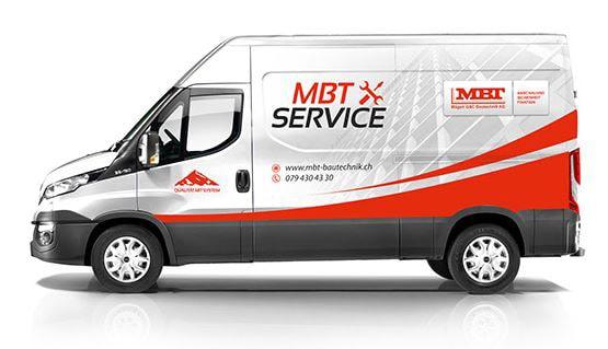 MBT-Service Wagen