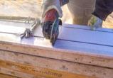 Das Bordfix Element kann mit der Stichsäge oder dem Winkelschleifer mühelos auf die gewünschte Länge zugeschnitten werden