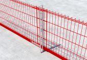 Seitenschutz mit Safe-Gard